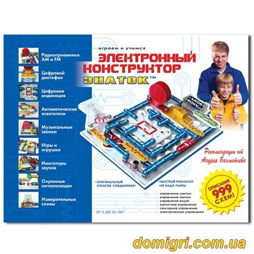 """""""лектронный конструктор знаток 999 схем купить"""