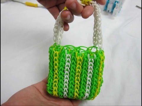 плетение из резиночек картинки