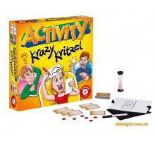 Настольная игра Activity Безумный художник (110 карточек) (793790 Piatnik)