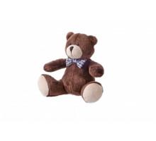 Мягкая игрушка Same Toy Мишка коричневый 13см THT677