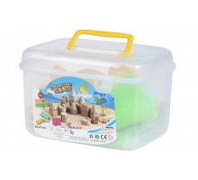 Чарівний пісок Same Toy Omnipotent Sand Морозиво 0,5 кг (зелений) 9 од. HT720-10Ut
