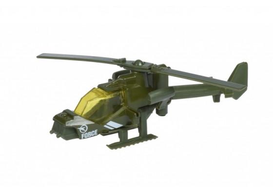 Машинка Same Toy Model Car Армия Вертолет в коробке SQ80992-8Ut-1