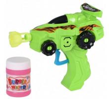 Мильні бульбашки Same Toy Bubble Gun Машинка зелений 803Ut-1