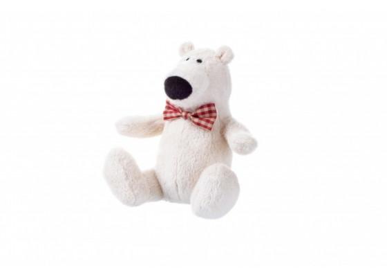 Мягкая игрушка Same Toy Полярный мишка белый 13см THT663