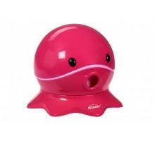 Детский горшок QCBABY Осьминог розовый QC9906pink