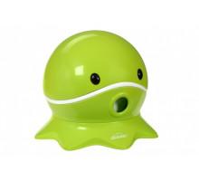 Детский горшок QCBABY Осьминог зеленый QC9906green