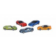 Машинка Same Toy Model Car Спорткар жовтий SQ80992-Aut-5