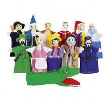 Набір ляльок-рукавиць goki SO450