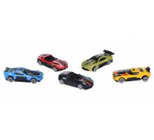 Набір машинок Same Toy Metal Спорткари SQ80865-AUt