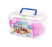 Чарівний пісок Same Toy Omnipotent Sand Підводний світ 0,5 кг (бузковий) 9 од. HT720-3Ut