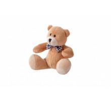 Мягкая игрушка Same Toy Мишка светло-коричневый 13см THT676