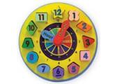 Часы игрушка