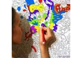 Розмальовки та полотна