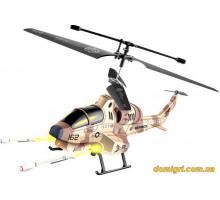 Вертолет Apache на р/у (91180-HELI Heli Toys)