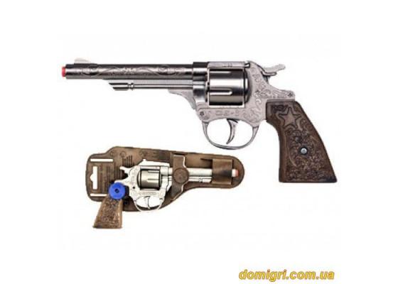 Револьвер ковбойский 8-зарядный (3080/0 Gonher)