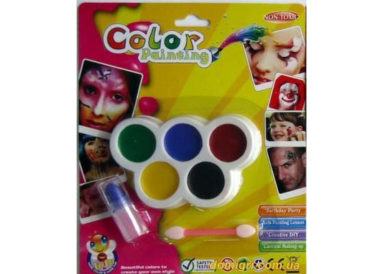 Краски для аквагрима (2410)