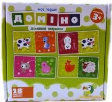 Домино Домашние животные (300102 DoDo)
