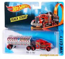 Вантажівка-трейлер Hot Wheel (BFM60 Hot Wheels)