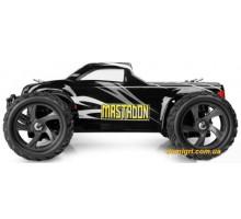 Машинка Монстр 1:18 Mastadon Brushed, черный (E18MTb Himoto)