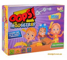 Oops! Мышеловка!, настольная игра (953763 Yes Kids)