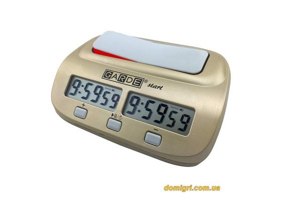Garde start | Шахматные часы электронные, пластик