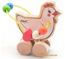 Лабиринт-каталка Курица (Д363 МДИ)
