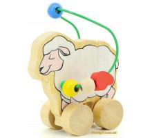 Лабиринт-каталка Овца (Д366 МДИ)