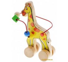 Лабиринт-каталка Жираф (Д358 МДИ)