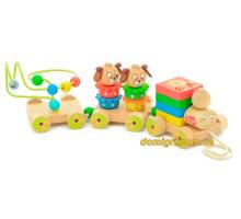 Паровозик Чух-чух 1, Світ дерев'яних іграшок