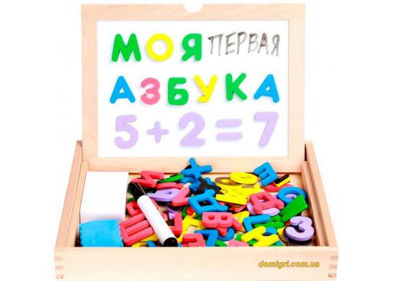 Набор Школьник 2 (доска и маркер), Мир деревянных игрушек