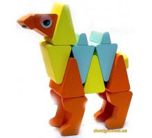 Верблюд-акробат LA-3 (11872 Cubika)