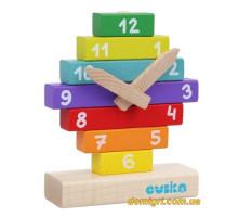Детский конструктор Часы (14354 Cubika)