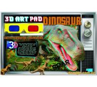 Детская лаборатория Динозавры 3D (00-03700 4М)