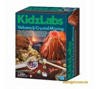 Набор для творчества Вулкан и кристаллы (00-05532 4M)