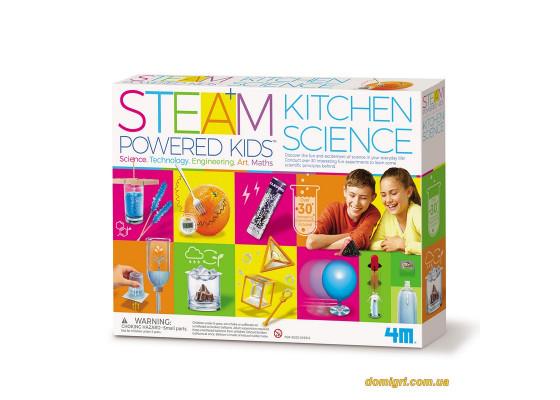 Набор для исследований 4M Кухонная наука (00-05533)
