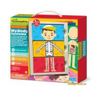 Набор для исследований 4M Мое тело (00-04692)