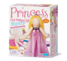 Набор для творчества 4M Кукла-принцесса (00-02746)