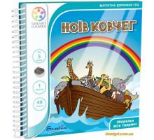 Дорожня магнітна гра Ноїв ковчег (SGT 240 UKR Smart Games)