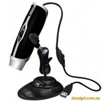 Микроскоп ручной 55х220х с USB-кабелем (9321-ЕС Eastcolight)