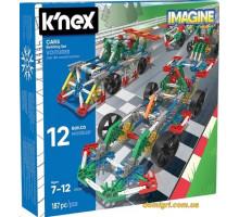 Набор для конструирования Автомобили (25525 K'NEX)