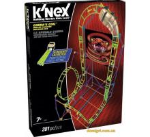 Набор для конструирования Американские горки - Кольцо Кобры (12451 K'NEX)