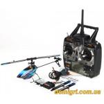 Вертолёт 3D WL Toys V922 FBL 2.4GHz (синий)