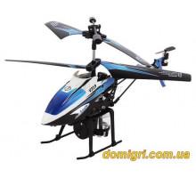 Вертоліт 3-до мікро та/до SPRAY водяна гармата (синій)