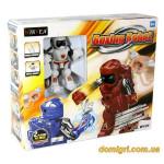 Робот на и/к управлении Boxing Robot W101 (серый)