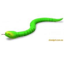 Змея на и/к управлении Rattle snake (зеленая)
