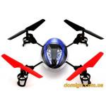 Квадрокоптер р/у 2.4Ghz WL Toys V949 UFO Force (синий)