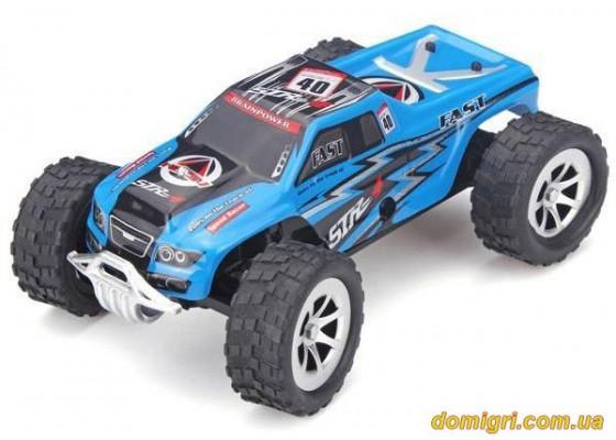 Машинка р/у 1:24 WL Toys A999 скоростная (синяя)