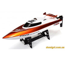 Катер на р/у 2.4GHz Fei Lun FT009 High Speed Boat (оранжевый)