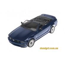 Автомодель р/у 1:28 IW02M-A Ford Mustang 2WD, синий (FLP-211G6a Firelap)
