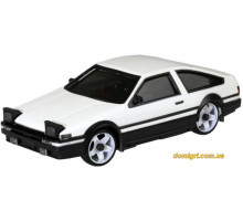 Автомодель р/у 1:28 IW02M-A Toyota AE86 2WD, белый (FLP-202G6w Firelap)